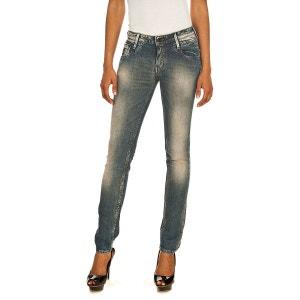 Jeans Skinny Bleu DENHAM