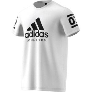 Training T-Shirt with Printed Motifs ADIDAS