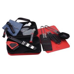 Alpine Deluxe - Vaisselle - rouge/noir MSR