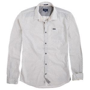 Coates Printed Cotton Shirt PEPE JEANS