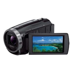 Caméscope Full HD Sony HDR-CX625 avec mémoire flash et HDMI Noir SONY