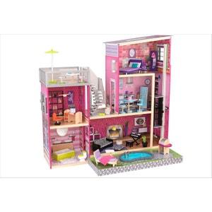 Maison de poupée Uptown KidKraft KIDKRAFT