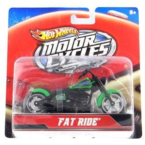 Moto - Hot Wheels - Motorcycles : Fat Ride HOT WHEELS