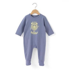 Pyjama in katoen met braaf monster R édition