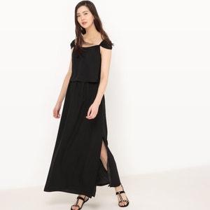 Robe longue sans manches R édition