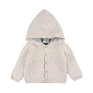 FIXONI Le gilet en maille à capuche veste bébé vêtements bébé FIXONI