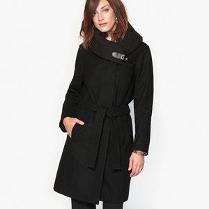 Płaszcz z paskiem ANNE WEYBURN