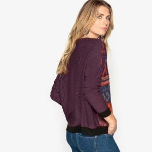 Pull con scollo rotondo in maglia sottile ANNE WEYBURN