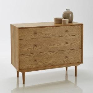 Commode vintage 4 tiroirs, Quilda La Redoute Interieurs