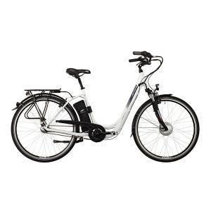 E-Jersey - Vélo de ville électrique - blanc VERMONT