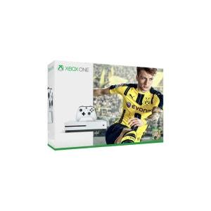 Console MICROSOFT Xbox One S 1To Fifa 17 MICROSOFT