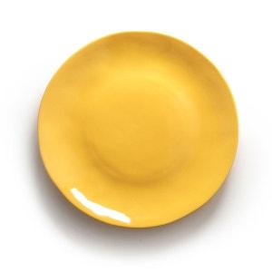 Assiette plates en grés KILMIA (lot de 4) La Redoute Interieurs