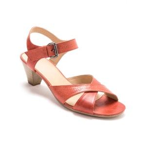 Sandales cuir PEDICONFORT