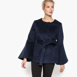 Manteau à ceinturer La Redoute Collections