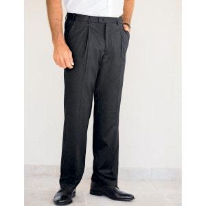 Pantalon rayé à pinces CASTALUNA FOR MEN