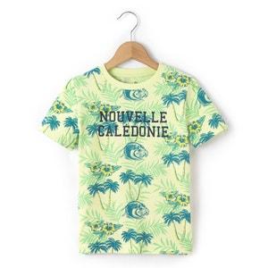 T-shirt imprimé 3 - 12 ans abcd'R
