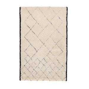 Uton Berber Style Wool Rug