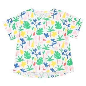 T-shirt manches courtes imprimé 3-12 ans La Redoute Collections
