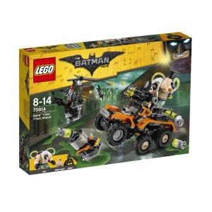 LEGO® 70914 The Batman Movie TM : L'Attaque du Camion Toxique de Bane LEGO