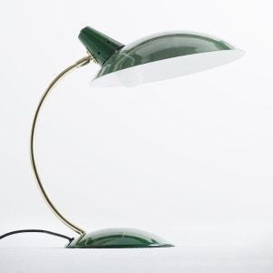 Lampe à poser métal et laiton vintage, Rosella La Redoute Interieurs
