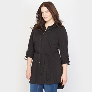 Camicia-tunica lunga in maglia TAILLISSIME