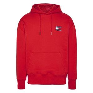 Sweater met kap Tommy Badge