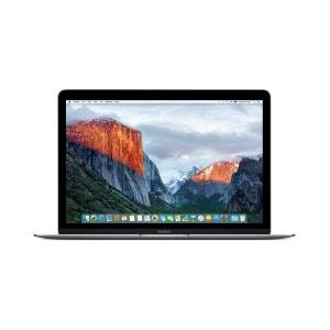 APPLE Macbook New 12 256Go Gris sidéral 1.1GHz 8Go APPLE