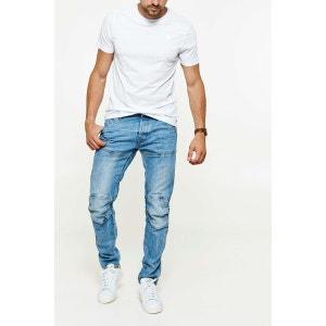 Jeans G Star 5620 3d Slim Bleu Used Homme G STAR