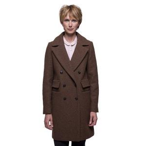 Manteau en lainage TRENCH AND COAT