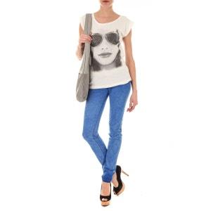 Jeans Silver Freesoul Bleu FREE SOUL