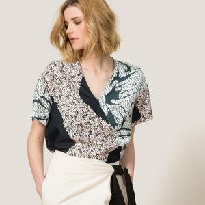 Bluse, Kimono-Style  - CEDRIC CHARLIER CEDRIC CHARLIER