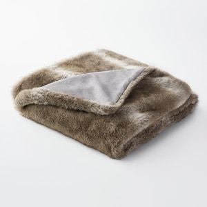 Plaid in pelliccia sintetica BAZSO La Redoute Interieurs