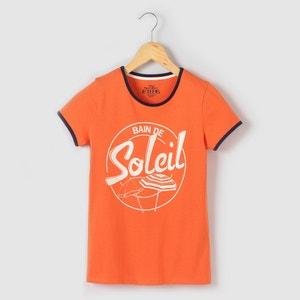 """""""Bain de Soleil"""" Print T-Shirt, 10-16 Years R pop"""