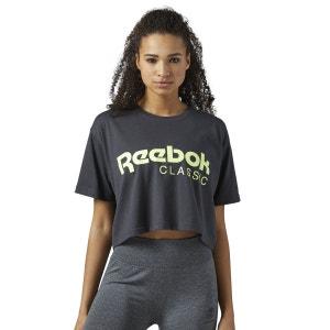 T-shirt graphique Reebok Classics Cropped REEBOK CLASSICS