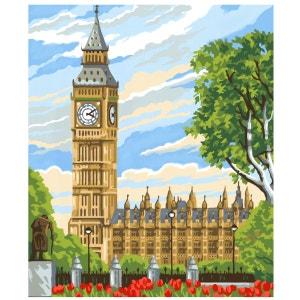 Peinture au numéro pour Débutants : Big Ben OZ INTERNATIONAL