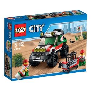 Le 4x4 tout-terrain - LEG60115 LEGO