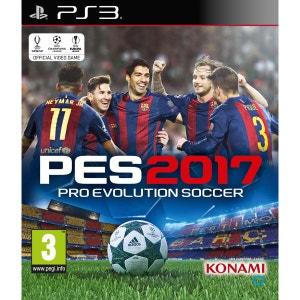 Pro Evolution Soccer 2017 PS3 KONAMI