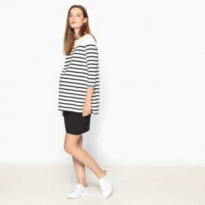Camiseta de embarazo estilo marinera La Redoute Collections
