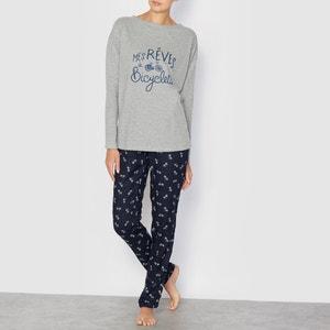 Pijama de mangas compridas LOVE JOSEPHINE