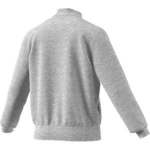 Zip-Up Bomber Style Sweatshirt ADIDAS