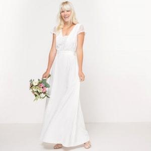 Robe de mariée longue MADEMOISELLE R