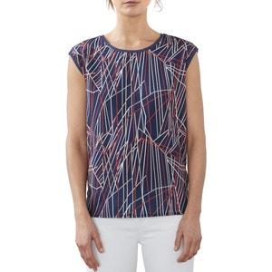 Tee-shirt sans manches imprimé ESPRIT