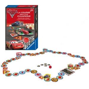 La course des p'tits champions : Cars 2 RAVENSBURGER