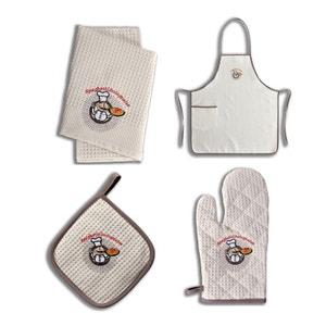 tablier de cuisine gant manique tradition des vosges la redoute. Black Bedroom Furniture Sets. Home Design Ideas