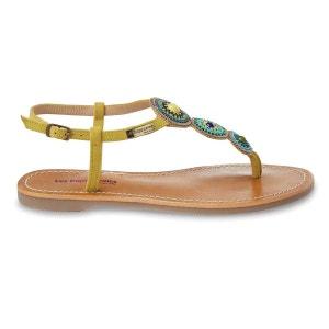 Sandales cuir entre doigts Orion LES TROPEZIENNES par M BELARBI