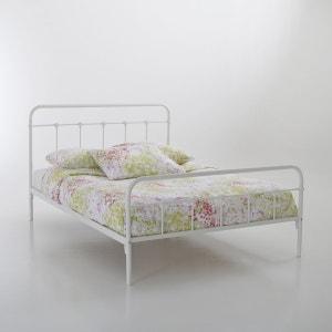 Metall-Doppelbett