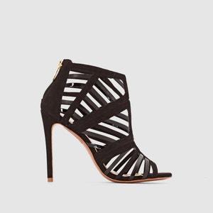 Zapatos de tacón de piel COSMOPARIS BEMILENE/NUB COSMOPARIS