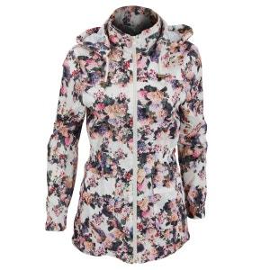 Rave veste coupe pluie à fleur BRAVE SOUL
