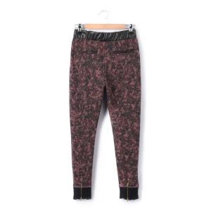 Cotton Rich Fleece Printed Sweatpants R teens