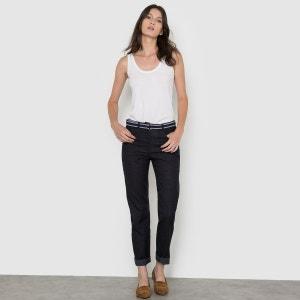Pantalon jacquard pois La Redoute Collections